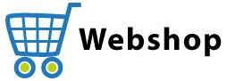 webwinkel logo