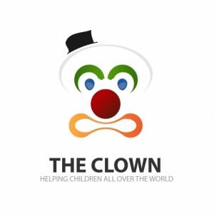 clown logo voorbeeld