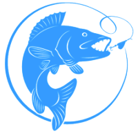 logo voorbeeld visser