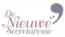 secretaresse voorbeeld logo