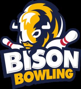 bison bowling logo