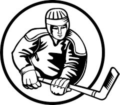 ijshockeyteam logo voorbeeld