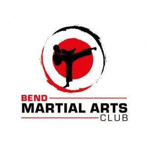 karate martial arts club logo