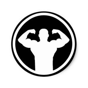 logo bodybuilding