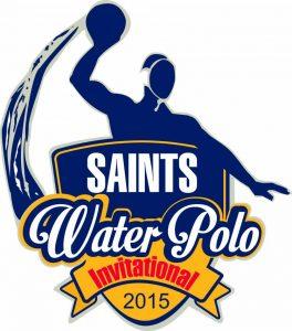 saints waterpolo logo