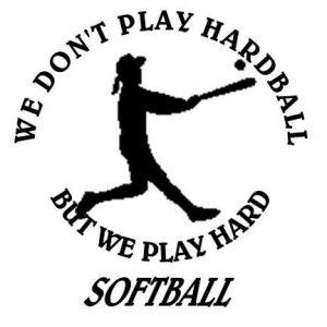 voorbeeld slogan softball