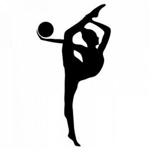 voorbeeld turnen logo