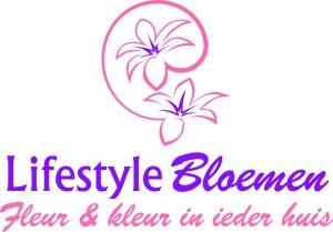 Logo bloemenwinkel