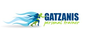 Personal trainer logo
