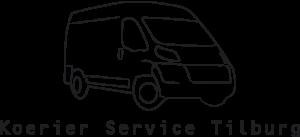 koerier logo voorbeeld