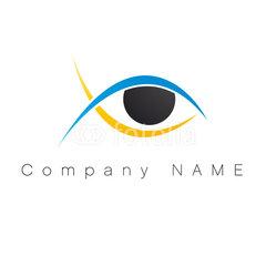 logo voorbeeld opticien