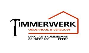 timmerbedrijf logo