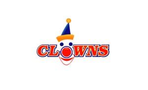 voorbeeld van logo clown