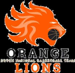 basketbal logo nederland