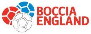 boccia team logo england