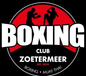 boxing club logo voorbeeld