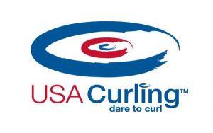 curling logo voorbeeld