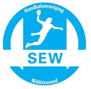 handbal vereniging logo voorbeeld