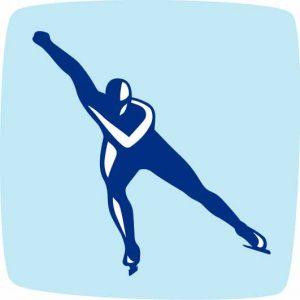 logo schaatsen