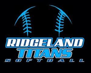 logo softball