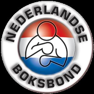 nederlandse boksbond voorbeeld logo