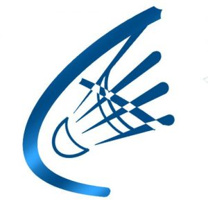 uniek badminton logo
