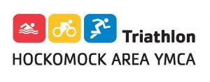 voorbeeld van een triathlon logo
